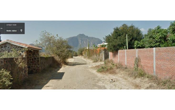 Foto de terreno habitacional en venta en  , tlayacapan, tlayacapan, morelos, 1076989 No. 05