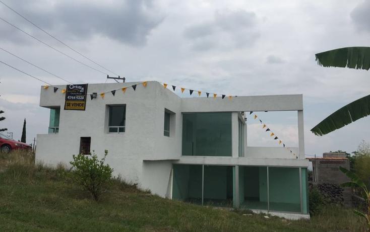 Foto de casa en venta en  , tlayacapan, tlayacapan, morelos, 1963475 No. 01