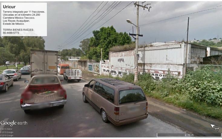 Foto de terreno habitacional en venta en  , tlazala, la paz, m?xico, 1568678 No. 01