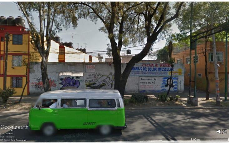 Foto de terreno comercial en renta en  , tlazintla, iztacalco, distrito federal, 1266381 No. 01
