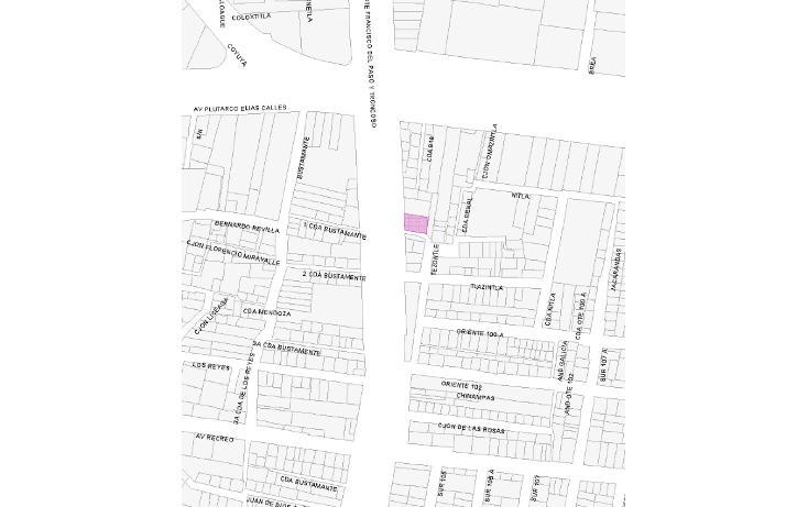 Foto de terreno comercial en renta en  , tlazintla, iztacalco, distrito federal, 1266381 No. 04