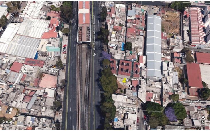 Foto de terreno comercial en renta en  , tlazintla, iztacalco, distrito federal, 1266381 No. 08