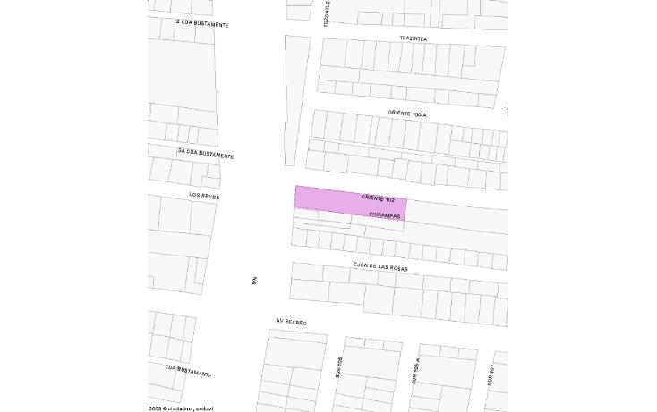 Foto de terreno comercial en renta en  , tlazintla, iztacalco, distrito federal, 1625658 No. 07