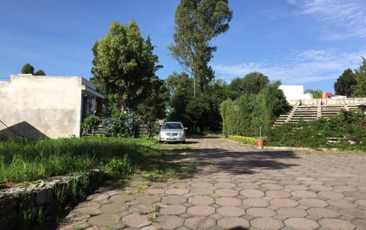 Foto de terreno habitacional en venta en tltlauquitepec 7, san rafael comac, san andr?s cholula, puebla, 2039388 No. 07
