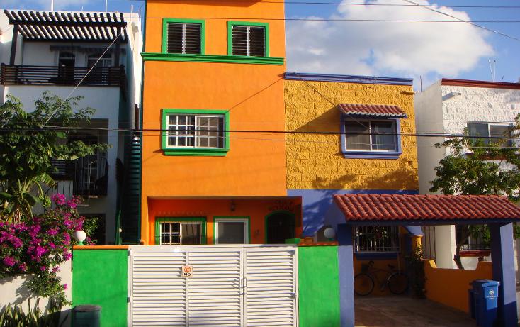 Foto de casa en venta en  , tohoku, solidaridad, quintana roo, 1864422 No. 01