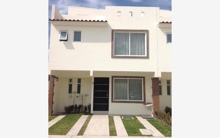 Foto de casa en venta en  , tollocan, toluca, méxico, 406131 No. 01
