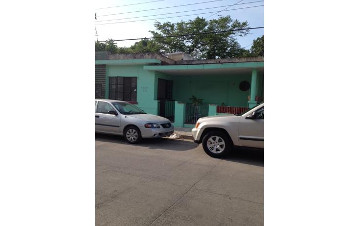 Foto de casa en venta en  , tolteca, tampico, tamaulipas, 1080923 No. 01