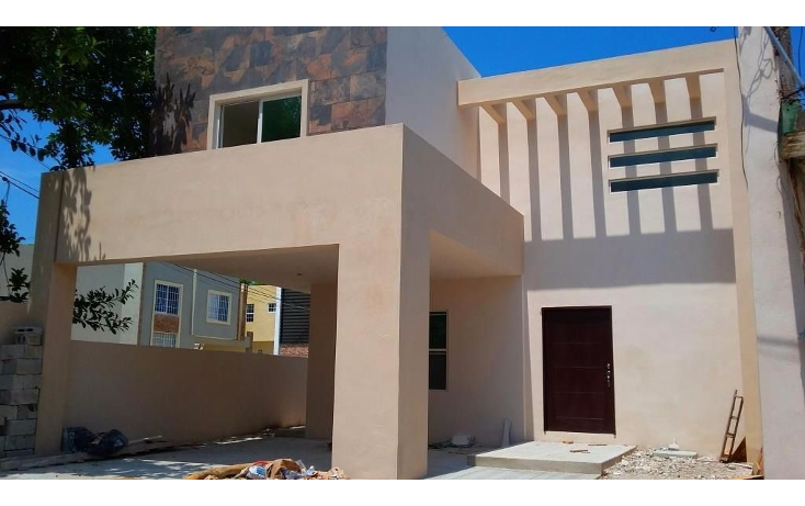 Foto de casa en venta en  , tolteca, tampico, tamaulipas, 1600428 No. 01