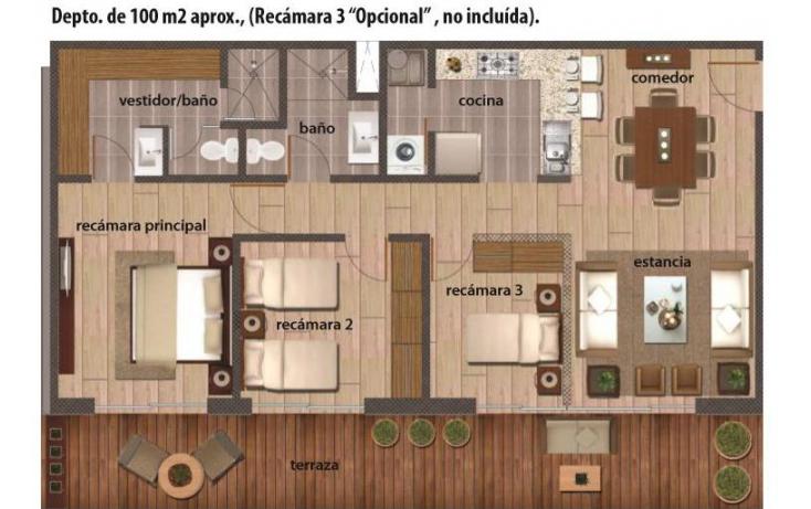 Foto de departamento en venta en toluca 665ab, olivar de los padres, álvaro obregón, df, 629867 no 05