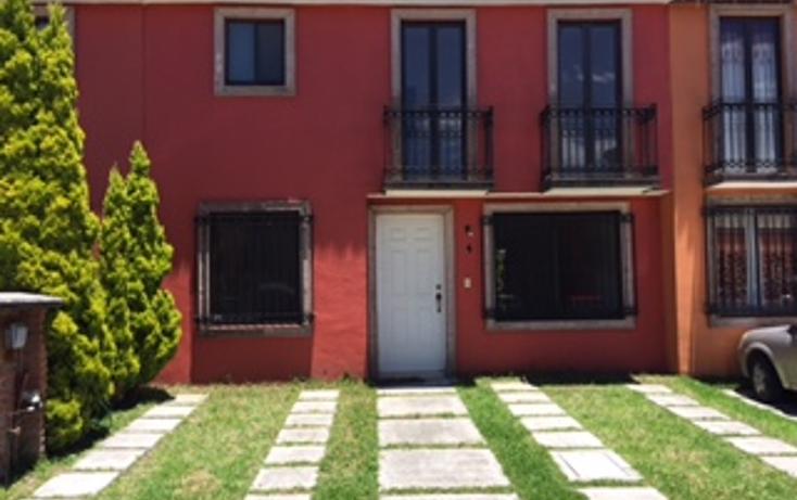 Foto de casa en renta en  , toluca (lic. adolfo lópez mateos), toluca, méxico, 1073835 No. 01