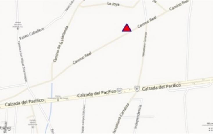 Foto de terreno habitacional en venta en, toluca, toluca, estado de méxico, 565928 no 02