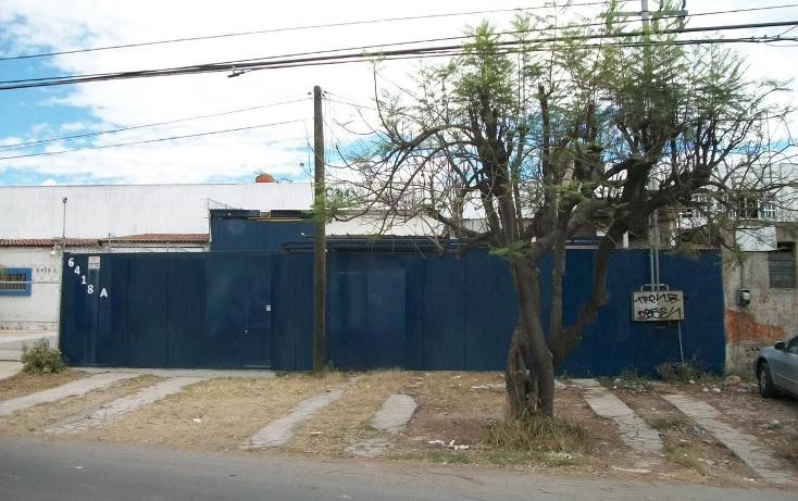 Foto de nave industrial en renta en  , toluquilla, san pedro tlaquepaque, jalisco, 2045781 No. 01