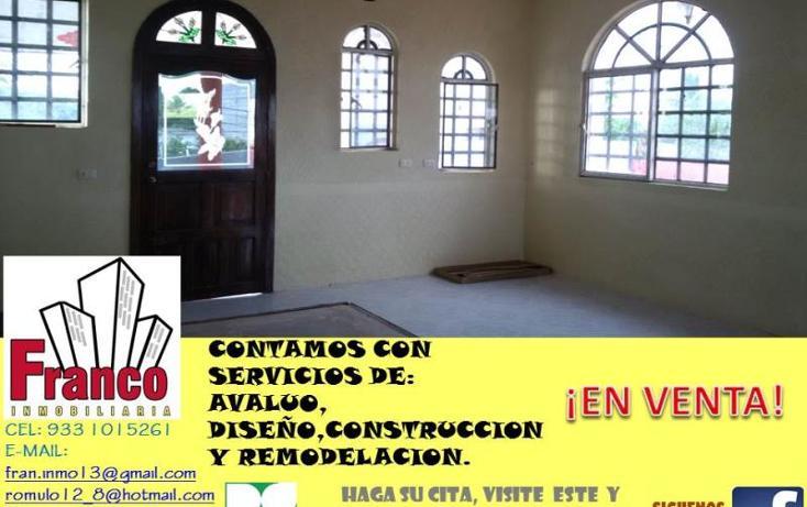 Foto de casa en venta en  , tomas garrido, comalcalco, tabasco, 1444743 No. 02