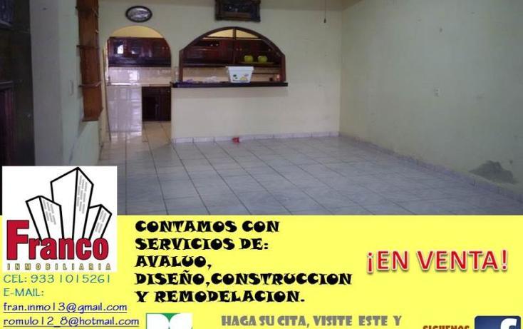 Foto de casa en venta en  , tomas garrido, comalcalco, tabasco, 1444743 No. 05