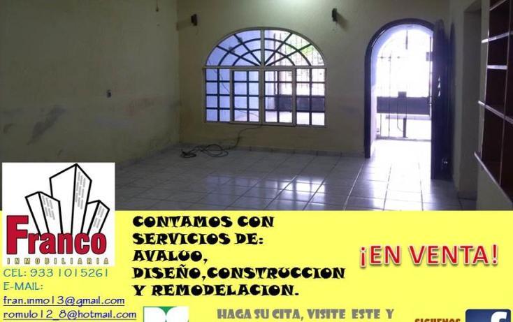 Foto de casa en venta en  , tomas garrido, comalcalco, tabasco, 1444743 No. 06