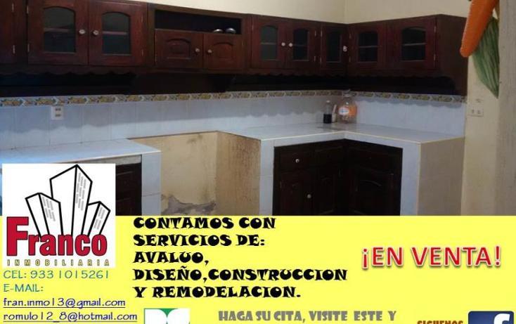 Foto de casa en venta en  , tomas garrido, comalcalco, tabasco, 1444743 No. 07