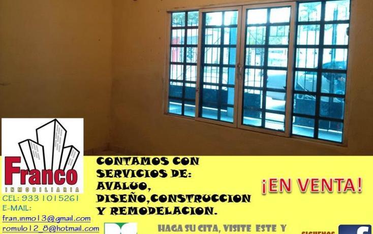 Foto de casa en venta en  , tomas garrido, comalcalco, tabasco, 1444743 No. 09
