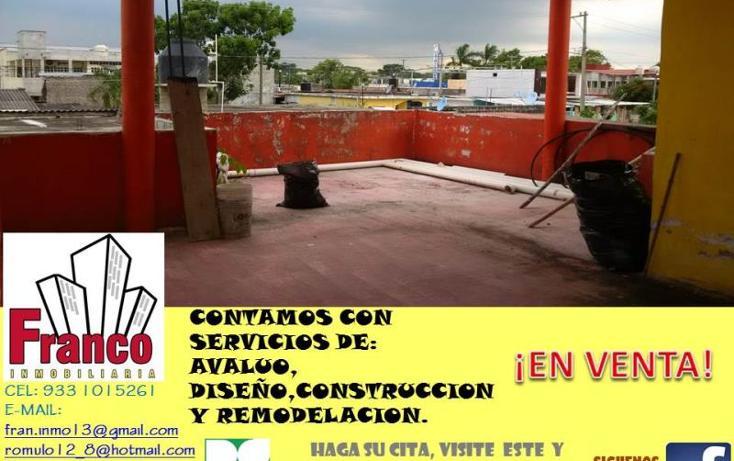 Foto de casa en venta en guao , tomas garrido, comalcalco, tabasco, 1444743 No. 10