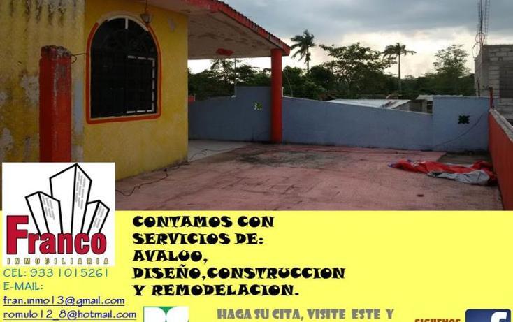 Foto de casa en venta en  , tomas garrido, comalcalco, tabasco, 1444743 No. 11