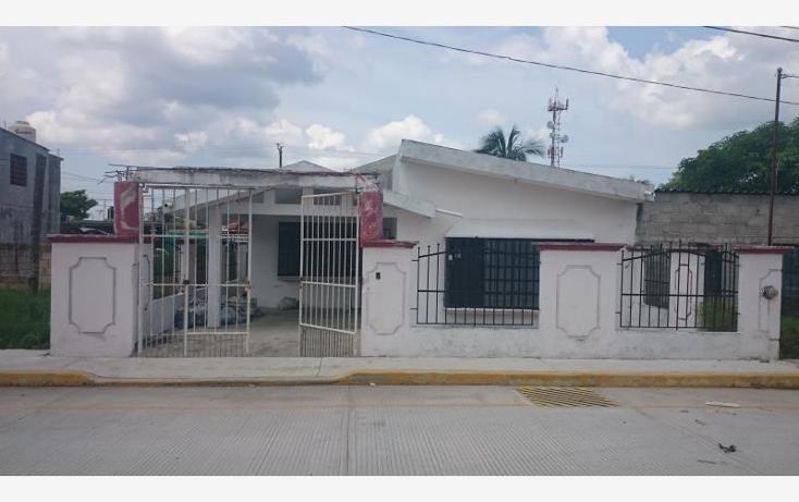 Foto de casa en venta en hicotea , tomas garrido, comalcalco, tabasco, 1540958 No. 01