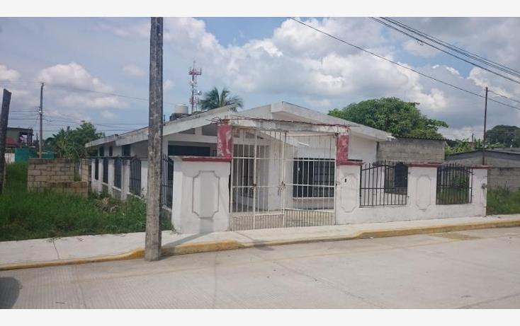 Foto de casa en venta en  , tomas garrido, comalcalco, tabasco, 1540958 No. 02