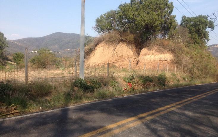 Foto de terreno comercial en venta en  , tonatico, tonatico, m?xico, 1127031 No. 01