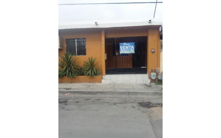 Foto de casa en venta en  , topo grande, general escobedo, nuevo le?n, 1052077 No. 01