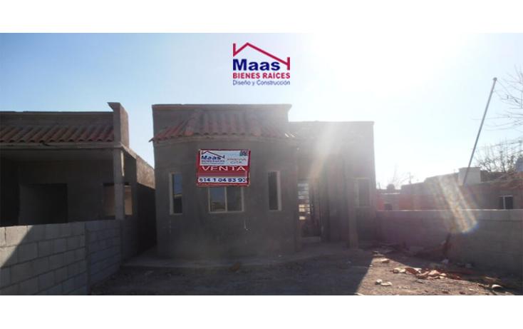 Foto de casa en venta en  , toribio ortega, chihuahua, chihuahua, 1666712 No. 01