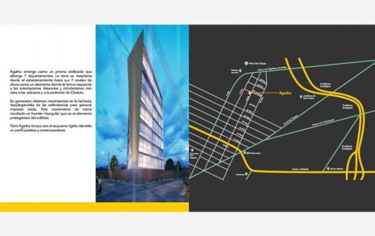 Foto de departamento en venta en torre agatha 101, ampliación momoxpan, san pedro cholula, puebla, 1479809 no 02
