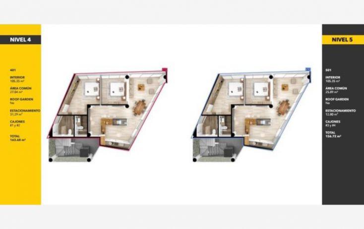 Foto de departamento en venta en torre agatha 101, ampliación momoxpan, san pedro cholula, puebla, 1479809 no 09