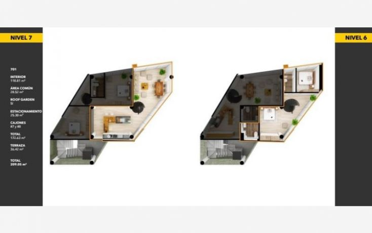 Foto de departamento en venta en torre agatha 101, ampliación momoxpan, san pedro cholula, puebla, 1479809 no 11