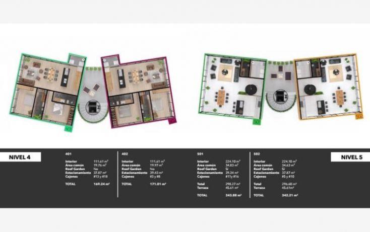 Foto de departamento en venta en torre aura 101, ampliación momoxpan, san pedro cholula, puebla, 1491909 no 08
