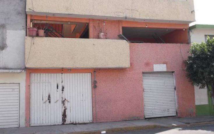 Foto de casa en venta en torre latinoamericana 231, evolución, nezahualcóyotl, estado de méxico, 1686856 no 01