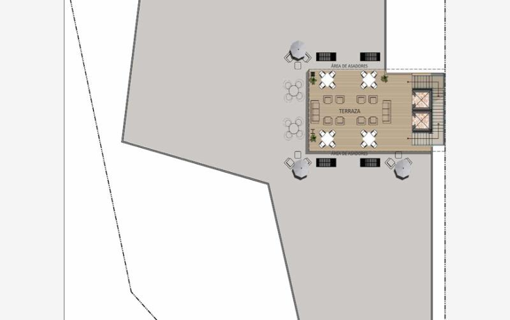Foto de departamento en venta en  torre shiro, roma, monterrey, nuevo le?n, 760069 No. 10