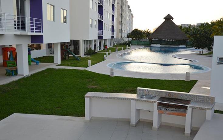Foto de departamento en renta en  torre, zona hotelera, benito juárez, quintana roo, 820829 No. 01