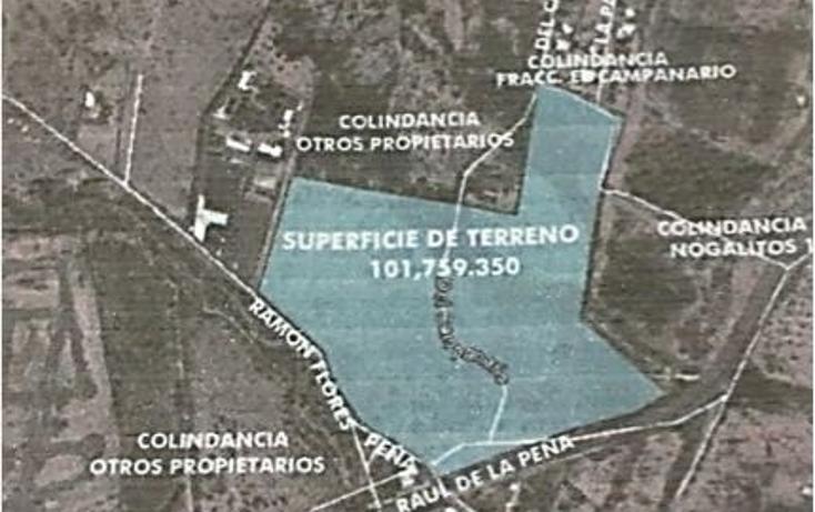 Foto de terreno habitacional en venta en  , torrecillas y ramones, saltillo, coahuila de zaragoza, 2631678 No. 01