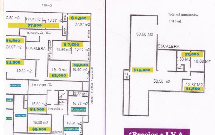 Foto de oficina en renta en  , torreón centro, torreón, coahuila de zaragoza, 1443109 No. 40
