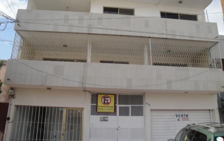 Foto de edificio en renta en  , torreón centro, torreón, coahuila de zaragoza, 543019 No. 01