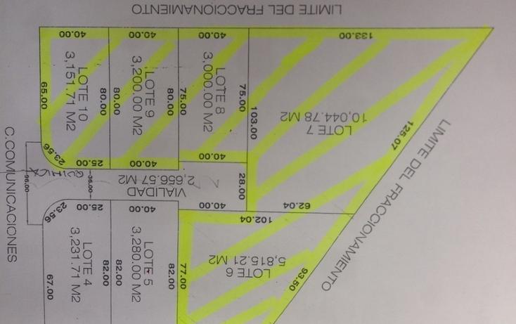 Foto de terreno habitacional en venta en  , torre?n centro, torre?n, coahuila de zaragoza, 982625 No. 04