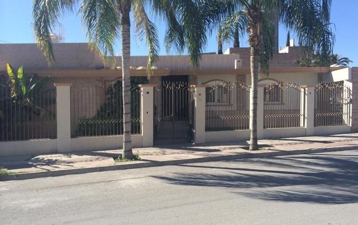 Foto de casa en venta en  , torreón jardín, torreón, coahuila de zaragoza, 729829 No. 01