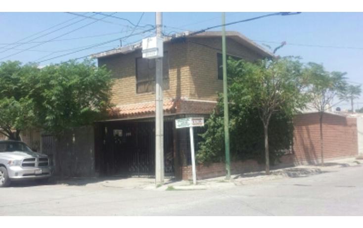Foto de casa en venta en  , torreón residencial, torreón, coahuila de zaragoza, 1467685 No. 01