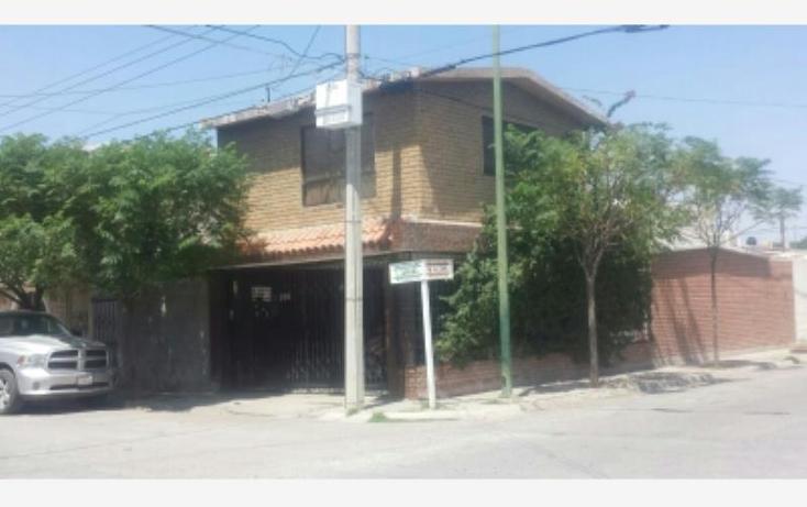 Foto de casa en venta en  , torreón residencial, torreón, coahuila de zaragoza, 1539618 No. 01