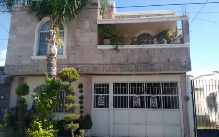 Foto de casa en venta en  , torreón residencial, torreón, coahuila de zaragoza, 2047086 No. 01