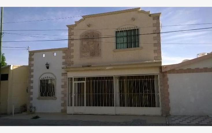 Foto de casa en venta en  , torre?n residencial, torre?n, coahuila de zaragoza, 840279 No. 01