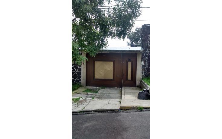 Foto de casa en venta en  , torres de padierna, tlalpan, distrito federal, 887241 No. 01