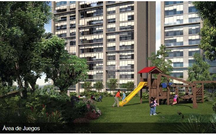 Foto de departamento en venta en  , torres de potrero, álvaro obregón, distrito federal, 1105743 No. 07