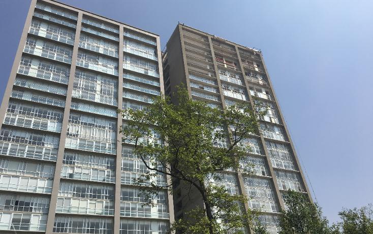 Foto de departamento en renta en  , torres de potrero, álvaro obregón, distrito federal, 1266509 No. 01