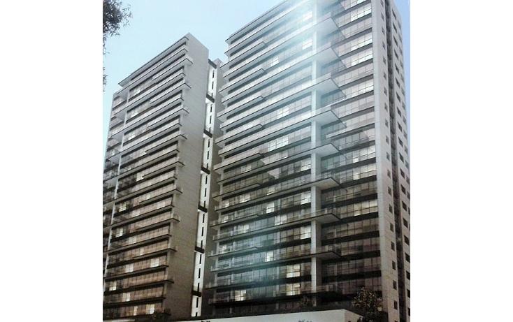 Foto de departamento en venta en  , torres de potrero, ?lvaro obreg?n, distrito federal, 1632253 No. 01