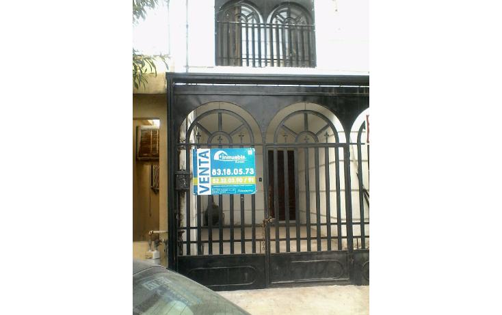 Foto de casa en venta en  , torres de santo domingo, san nicolás de los garza, nuevo león, 1811412 No. 01