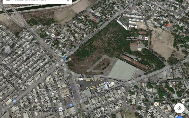 Foto de terreno comercial en venta en, torres de santo domingo, san nicolás de los garza, nuevo león, 1970694 no 02